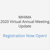 MHIMA 2020 Virtual Annual Meeting Update